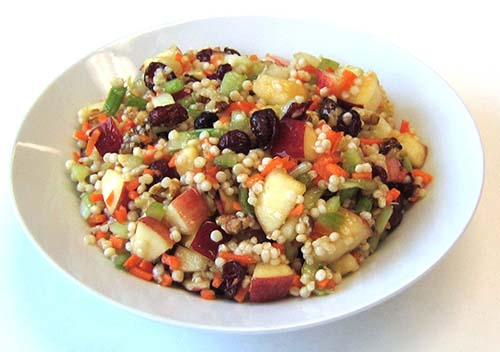 Sweet & Crunchy Couscous