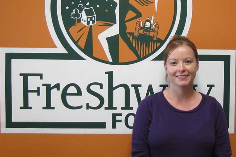 Tabatha Cooper, Customer Service Representative at Freshway Foods