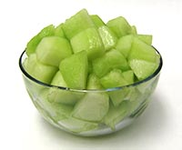 Fresh-cut Honeydew